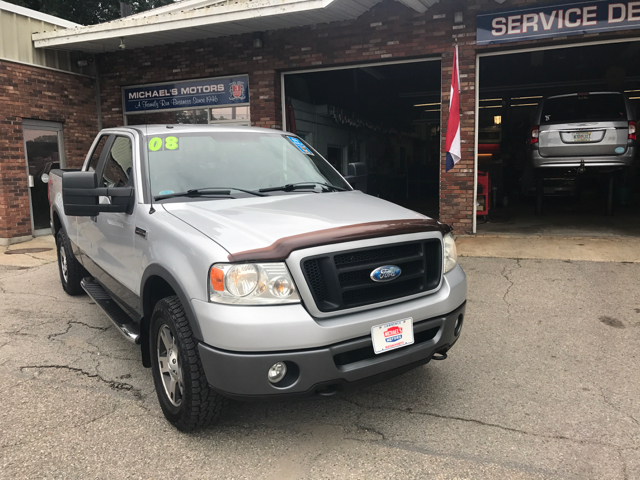2008 Ford F-150 for sale at Michaels Motor Sales INC in Lawrence MA