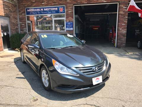 2014 Hyundai Sonata for sale at Michaels Motor Sales INC in Lawrence MA
