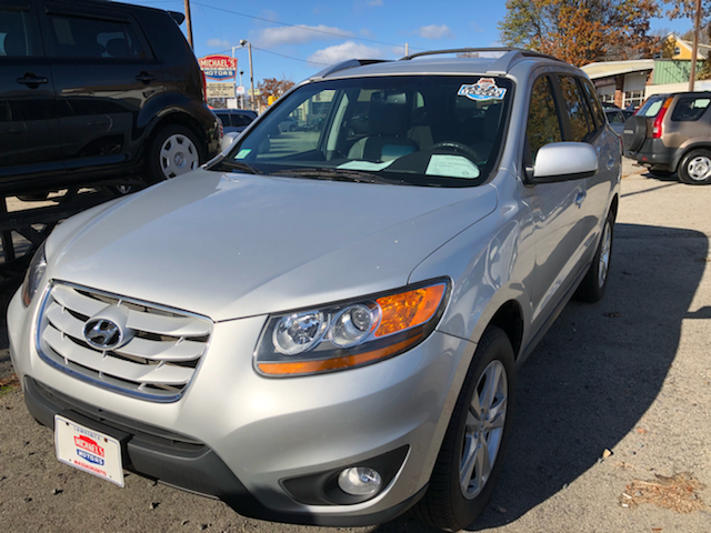 2011 Hyundai Santa Fe SE AWD 4dr SUV - Lawrence MA