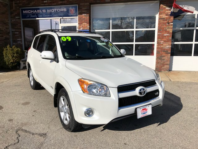 2009 Toyota RAV4 for sale at Michaels Motor Sales INC in Lawrence MA