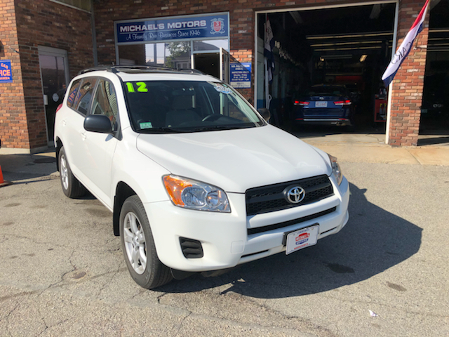 2012 Toyota RAV4 for sale at Michaels Motor Sales INC in Lawrence MA