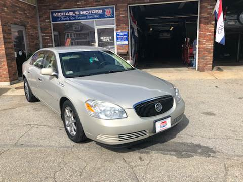 2007 Buick Lucerne for sale at Michaels Motor Sales INC in Lawrence MA