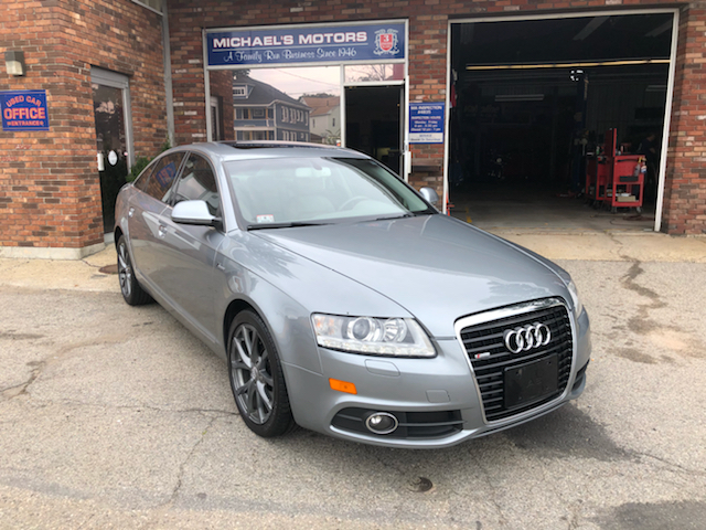 2011 Audi A6 for sale at Michaels Motor Sales INC in Lawrence MA