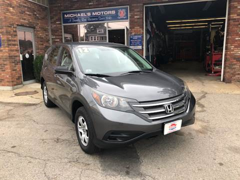 2012 Honda CR-V for sale at Michaels Motor Sales INC in Lawrence MA