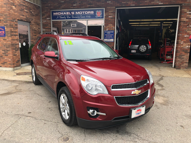 2012 Chevrolet Equinox for sale at Michaels Motor Sales INC in Lawrence MA