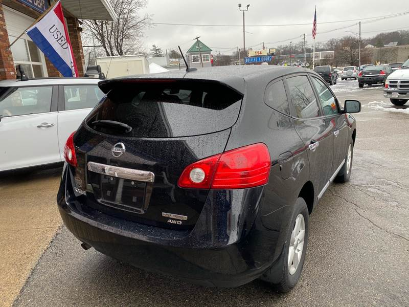 2013 Nissan Rogue AWD S 4dr Crossover - Lawrence MA