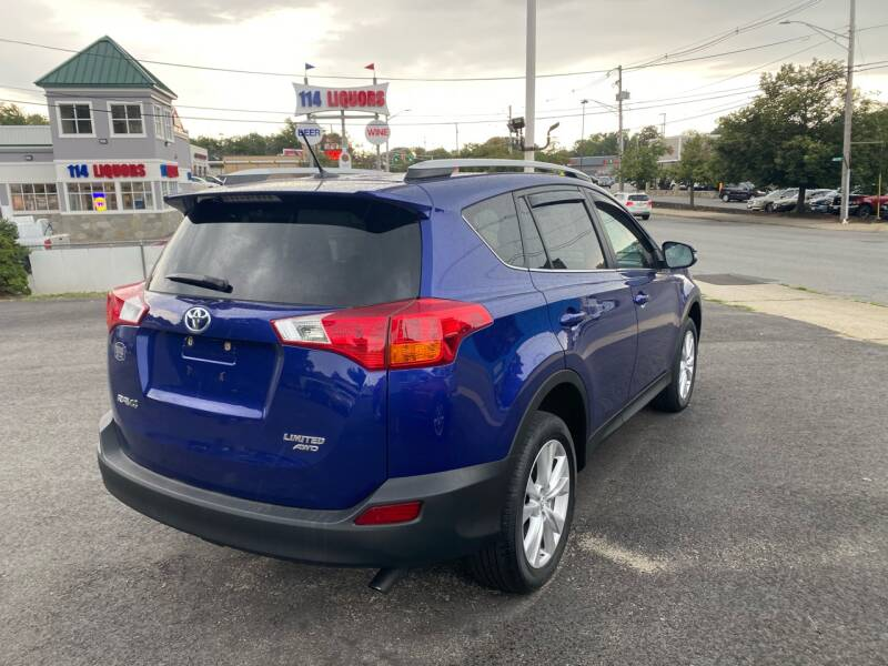 2015 Toyota RAV4 AWD Limited 4dr SUV - Lawrence MA