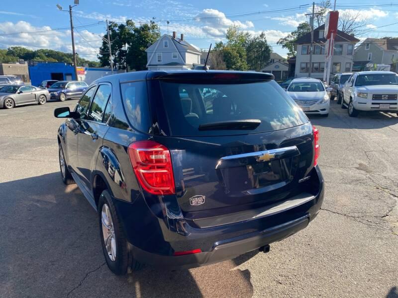2016 Chevrolet Equinox LS 4dr SUV - Lawrence MA