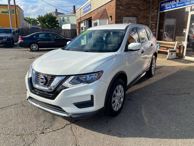 2017 Nissan Rogue AWD S 4dr Crossover - Lawrence MA