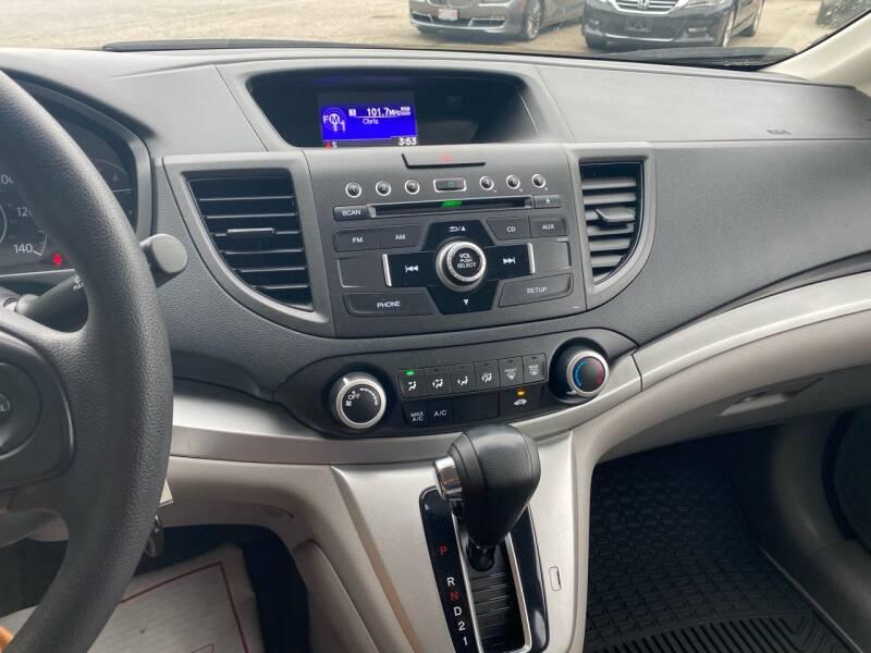 2014 Honda CR-V AWD LX 4dr SUV - Lawrence MA