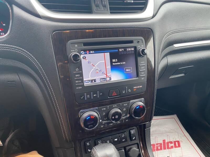 2016 Chevrolet Traverse AWD LTZ 4dr SUV - Lawrence MA