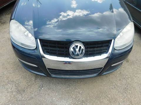 2009 Volkswagen Jetta for sale at FAIR DEAL AUTO SALES INC in Houston TX