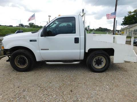 2004 Ford F-350 Super Duty for sale in Houston, TX