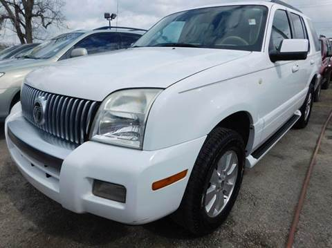 2006 Mercury Mountaineer for sale at FAIR DEAL AUTO SALES INC in Houston TX