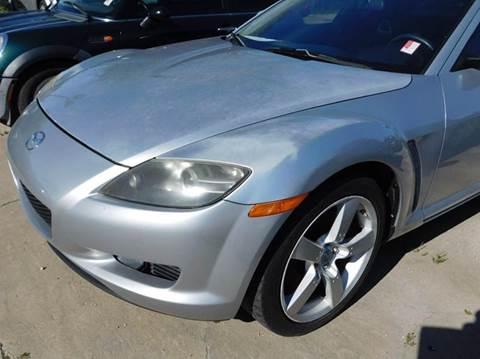 2005 mazda rx-8 sport automatic