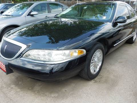 1998 Lincoln Mark VIII for sale at FAIR DEAL AUTO SALES INC in Houston TX