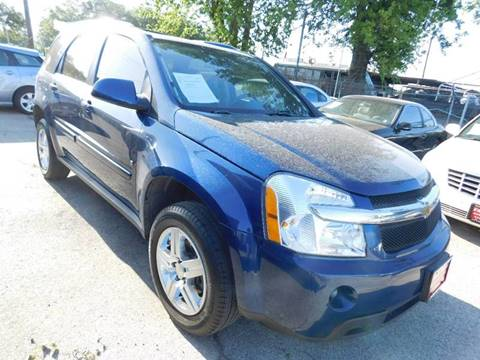 2008 Chevrolet Equinox for sale at FAIR DEAL AUTO SALES INC in Houston TX