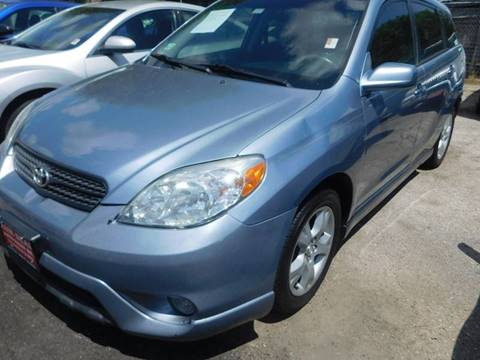 2006 Toyota Matrix for sale at FAIR DEAL AUTO SALES INC in Houston TX