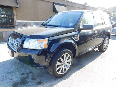 2008 Land Rover LR2 for sale at FAIR DEAL AUTO SALES INC in Houston TX