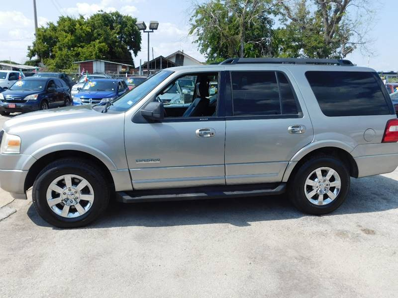 Ford Expedition Xdr Suv Houston Tx