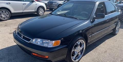 1997 Honda Accord for sale in Houston, TX