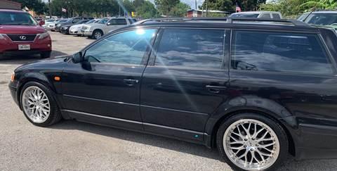 1998 Volkswagen Passat for sale in Houston, TX