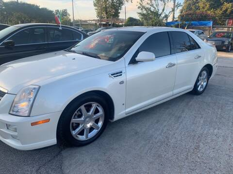 2008 Cadillac STS for sale at FAIR DEAL AUTO SALES INC in Houston TX
