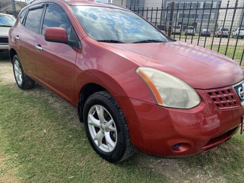 2010 Nissan Rogue for sale at FAIR DEAL AUTO SALES INC in Houston TX