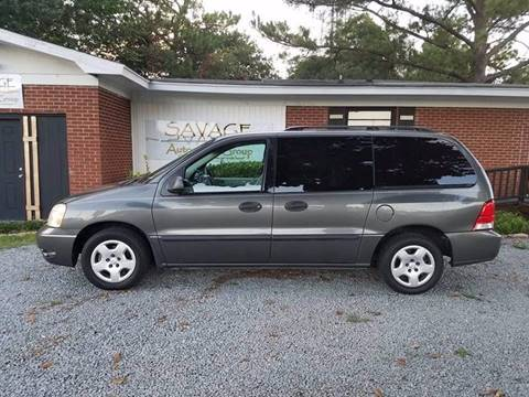 2005 Ford Freestar for sale in Wilmington, NC