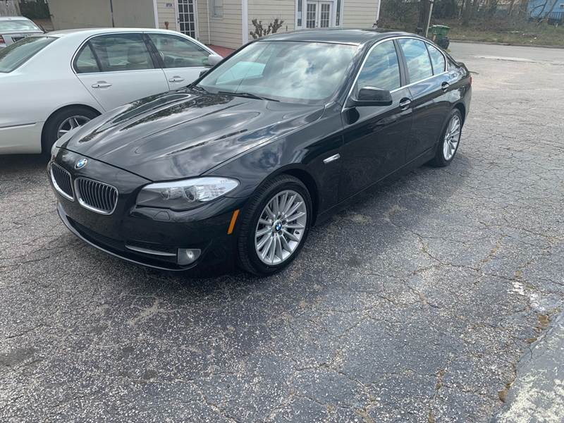 2011 bmw 5 series 535i 4dr sedan in wilmington nc savage. Black Bedroom Furniture Sets. Home Design Ideas
