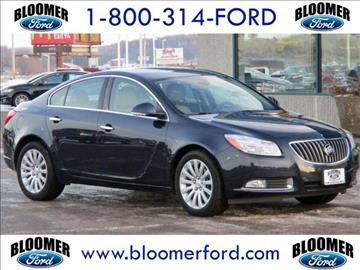 2013 Buick Regal for sale in Bloomer, WI