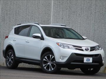 2015 Toyota RAV4 for sale in Bloomer, WI