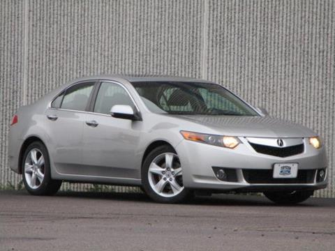 2009 Acura TSX for sale in Bloomer, WI