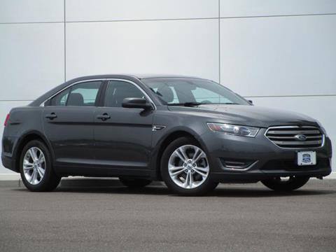 2016 Ford Taurus for sale in Chippewa Falls, WI