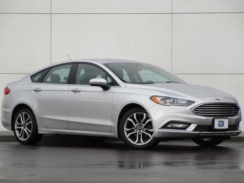 2017 Ford Fusion for sale in Chippewa Falls, WI