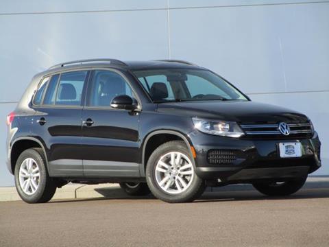 2016 Volkswagen Tiguan for sale in Chippewa Falls, WI