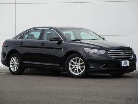 2015 Ford Taurus for sale in Chippewa Falls, WI