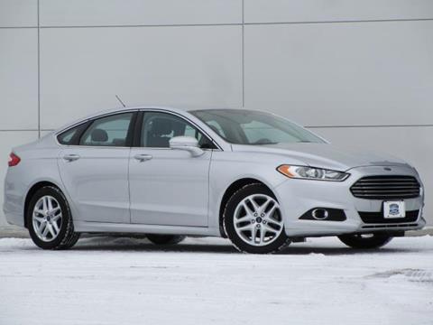 2016 Ford Fusion for sale in Chippewa Falls, WI