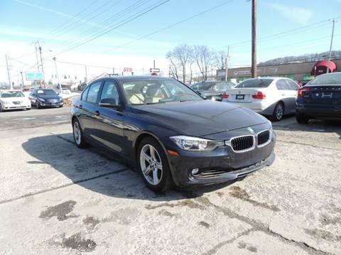 2013 BMW 3 Series for sale at EAST CHESTER AUTO GROUP INC. in Kingston NY