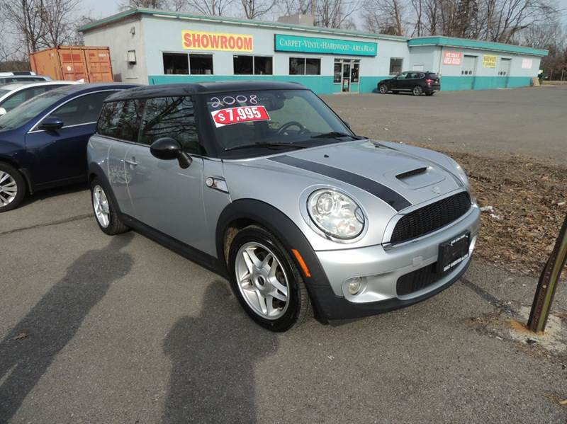2008 MINI Cooper Clubman for sale at EAST CHESTER AUTO GROUP INC. in Kingston NY