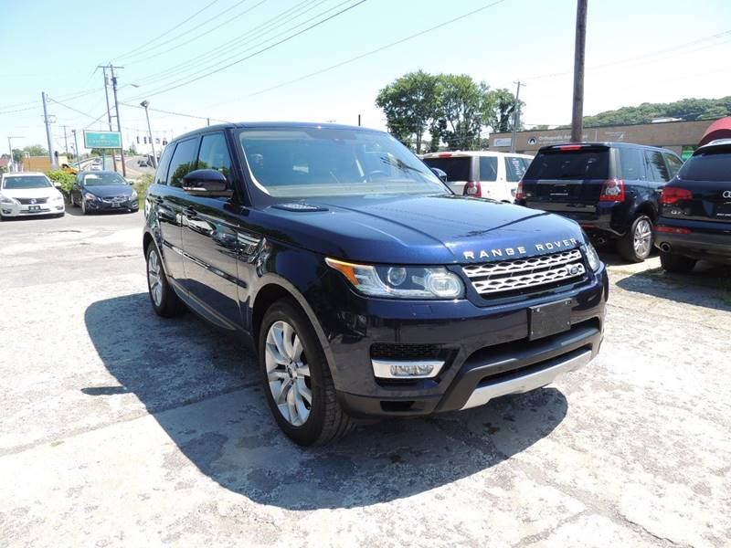 2014 Land Rover Range Rover Sport for sale at EAST CHESTER AUTO GROUP INC. in Kingston NY