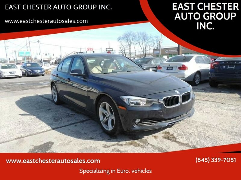 2013 Bmw 3 Series 328i 4dr Sedan Sulev In Kingston Ny East Chester