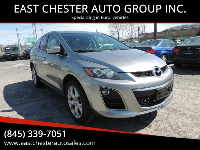 2010 Mazda Cx 7 Awd S Grand Touring 4dr Suv In Kingston Ny East