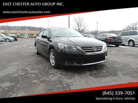 2013 Honda Accord for sale in Kingston, NY