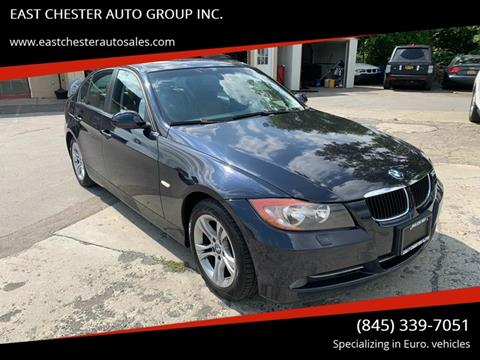 2008 BMW 3 Series for sale at EAST CHESTER AUTO GROUP INC. in Kingston NY