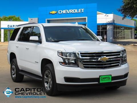 2018 Chevrolet Tahoe for sale in Austin, TX