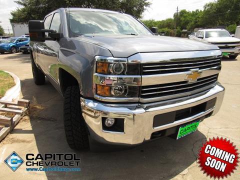 2016 Chevrolet Silverado 2500HD for sale in Austin, TX