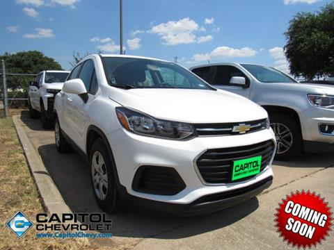 2018 Chevrolet Trax for sale in Austin, TX