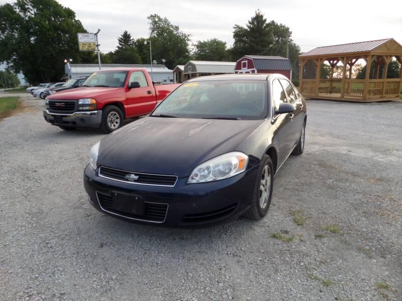 2008 Chevrolet Impala for sale at CARL'S AUTO SALES in Boody IL