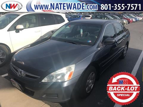2007 Honda Accord for sale in Salt Lake City, UT